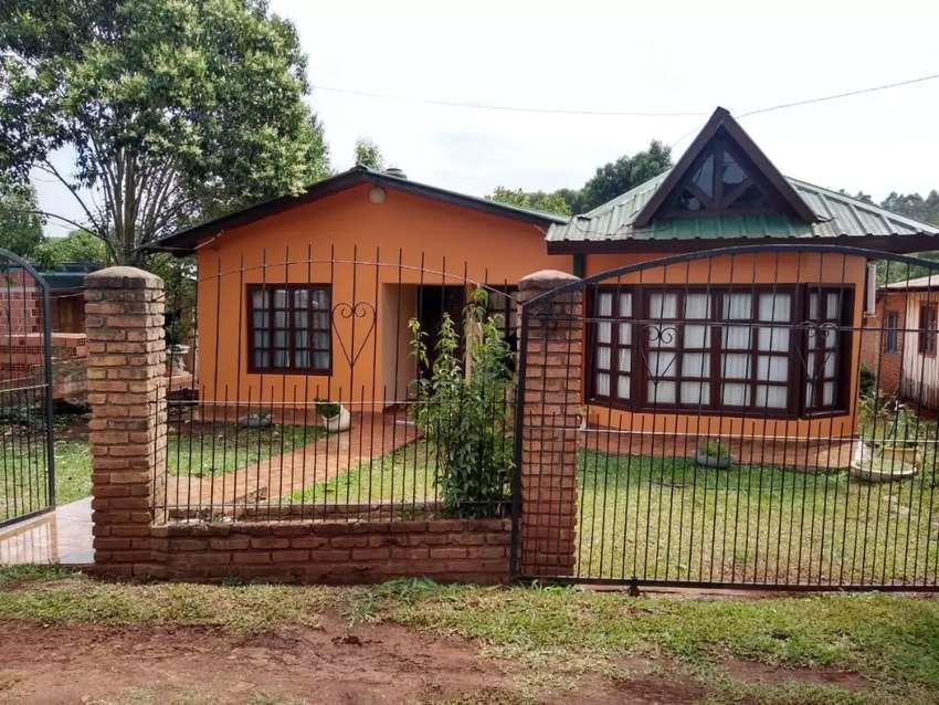 Se vende casa .