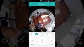 vendo focos camaras espia 360º