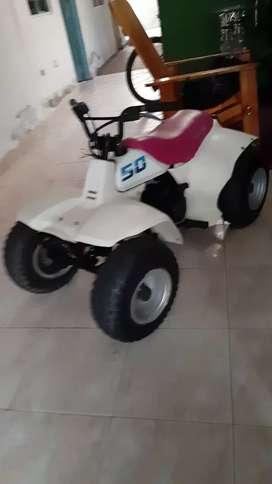 Vendo moto suzuki 50 en buen estado andando