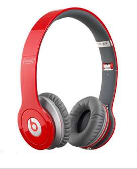 Auriculares Beats Solo HD Special Edition RED
