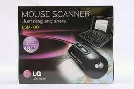 MOUSE - SCANNER Marca LG - LSM 100