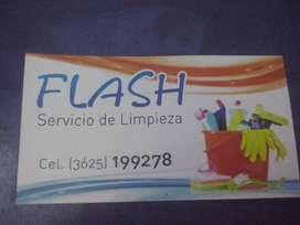 Flash (servicio de limpieza)