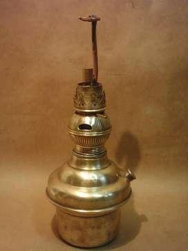 Antigua Lámpara De Alcohol Carburado Comalumbra 1917