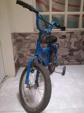 Vendo bicicleta de niño