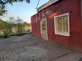 Excelente Propiedad, casa y terreno sobre pavimento. A 2km del Acceso al pueblo