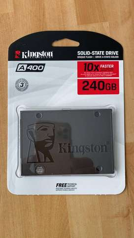 SSD 240GB KINGSTON
