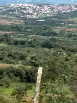 venta de terreno de 17.700 m2 a 4k de Barichara