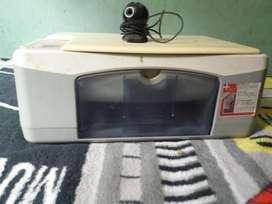 Impresora Y Camarita