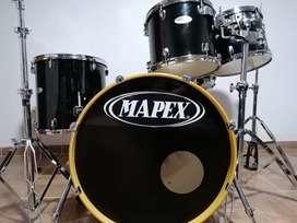 Batería musical mapex sin perforar