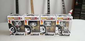 Kiss funko pop full set