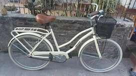 Vendo bicicleta vintage rodado 26