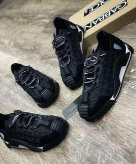 Tenis deportivos D_G zapatilla luxury