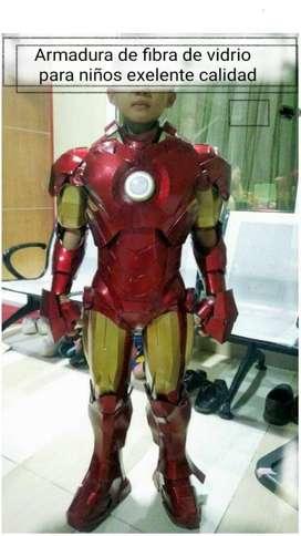 Iron Man .. Armadura para Niños
