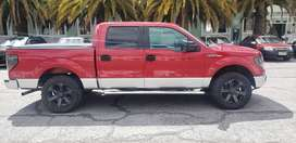 FORD F-150 DOBLE CABINA FULL EXTRAS 2010