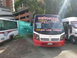 Buseta Chevrolet Npr 2010 Ruta Señorial