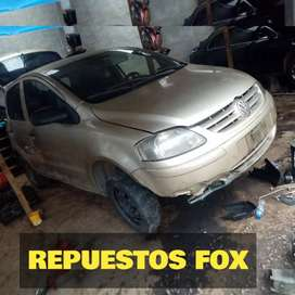 Repuestos Fox volkswagen