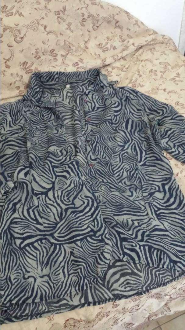 Camisa gasa 0