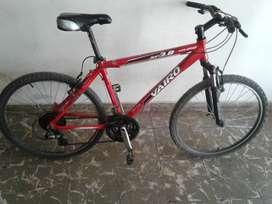 Vendo bicicleta usada MTB Vairo XR 3.8