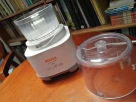 Picatodo Imusa 123 procesador de alimentos usado Bogotá