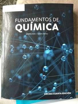 Fundamentos de química editorial cengage edición 14