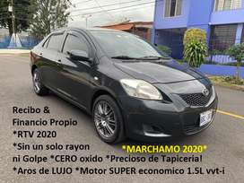 Toyota YARIS 2012 AUTOMATICO, sedan, IMPECABLE Recibo& FINANCIO