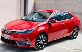 Toyota Corolla Premium Version  SEG