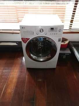Lavadora Secadora LG 26lbs