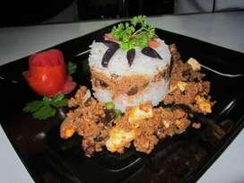 Cocinero criollo menús