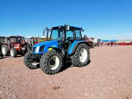 Tractor Agrícola NEW HOLLAND TL100