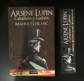 Arsene Lupin libro