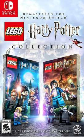 Harry Potter Collection Lego Nuevo y Sellado Switch