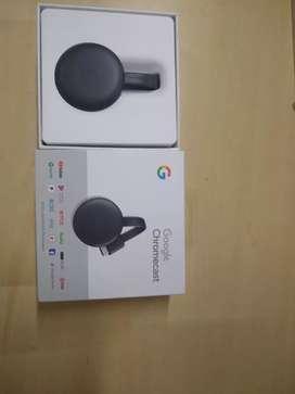 Chromecast poco uso