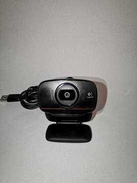 Cámara Web Logitech Hd Webcam C525, Video Hd 720p (1280x720)