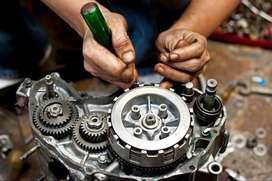 Se necesita un mecánico y Electricista de Motos