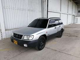 Forester 4x4