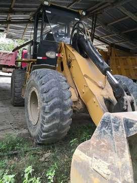 Cargadora frontal  cat 930 G