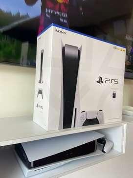 PlayStation 5 edición Disco