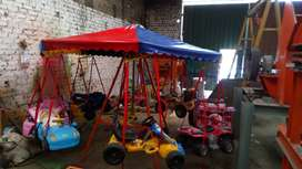 CARRUSEL DE CARRITOS (carrusel para niños)