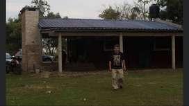Alquiler casa de campo en paso de la patria.