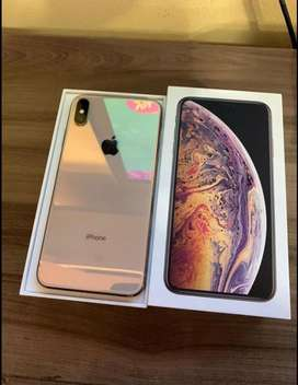 iPhone XS Max Dorado 256 Gb