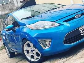Fiesta kinetic desing suspension regulable recien colocada