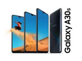 Celular Samsung A30S triple cámara Nuevo caja
