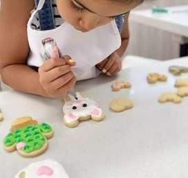 Donas, galletas y cupcakes para Regalo deo día del niño