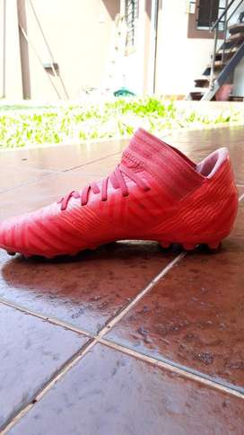 Vendo Adidas Nemeziz 17.1 Talle 37.5