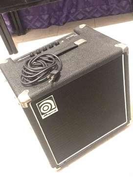 Se vende amplificador ampeg como nuevo