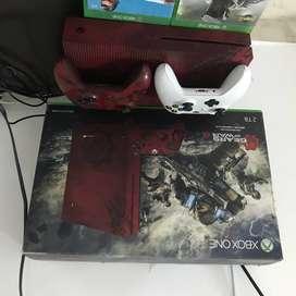 xbox one 2tb edicion limitada como nuevo