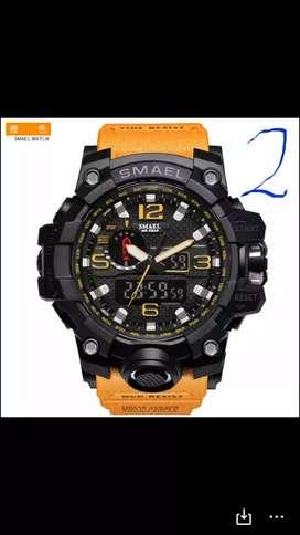 Reloj militar Smael