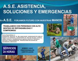 A.S.E. Servicios y Mantenimientos