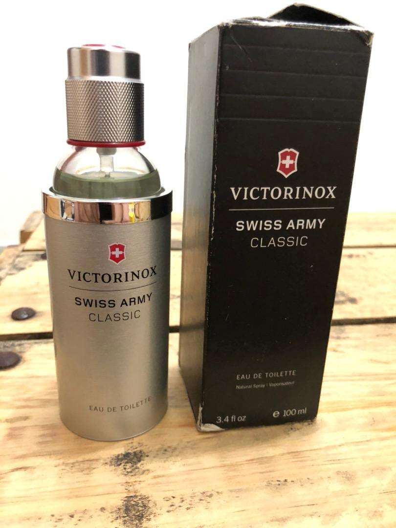 Perfume Suizo Victorinox Classic Army 0