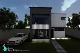 Hermosa Casa en Planos